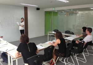 Lexis Korea - Day 1 Class