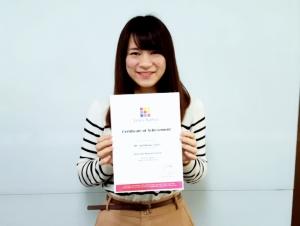 #595 Ms. Yoshikawa Saori