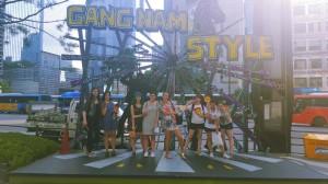 150727 Gangnam Tour