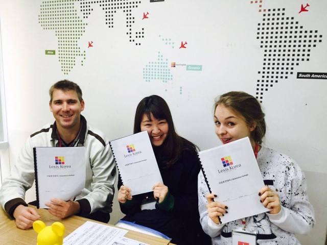 Lexis Korea -New Students