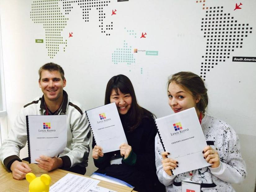 Lexis Korea -New Students