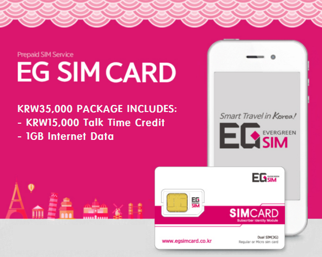 EG SIM Package