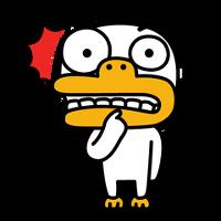 kakaofriends Emot TUBE 튜브_오리 (17).png
