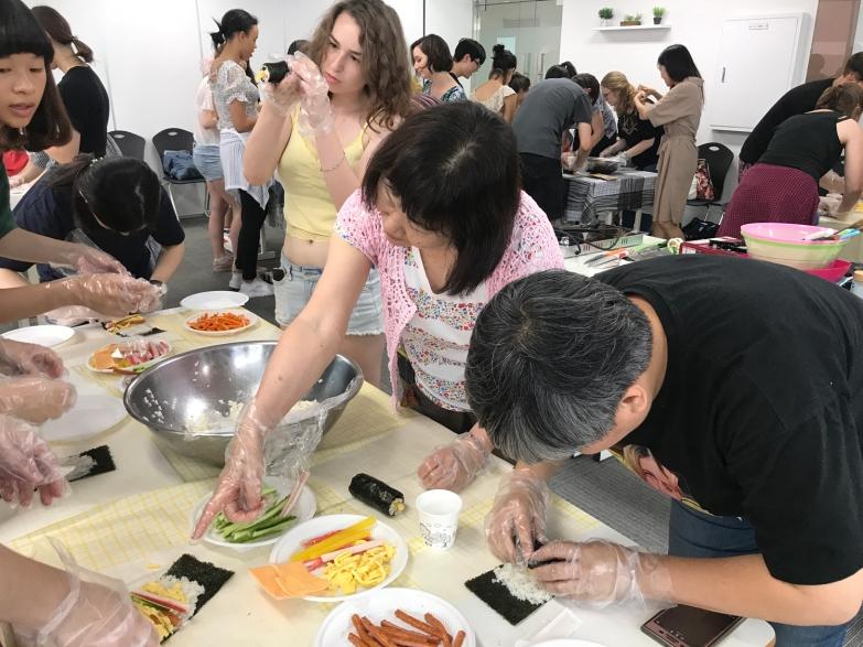 20180713_Korean cooking class gimbap (14)